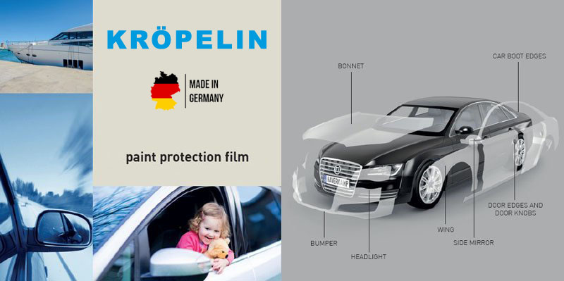 Germany Paint Protection Film
