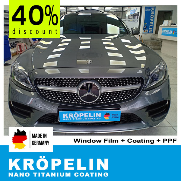 KRÖPELIN auto film & Tinted Film