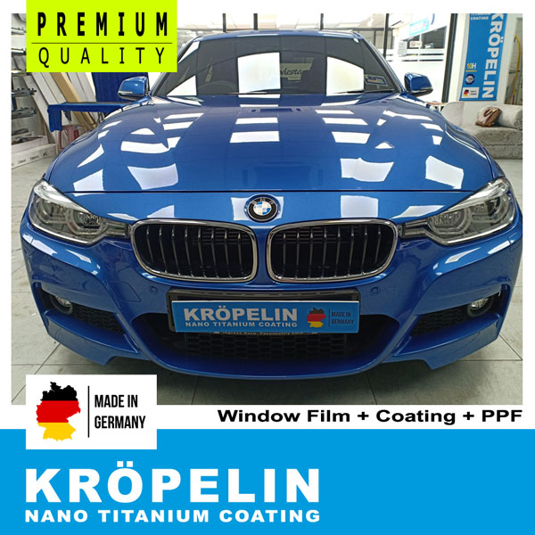 Kropelin Window Tinting Film