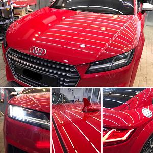 modesta car coating