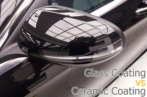 Glass Coating Vs Ceramic Coating