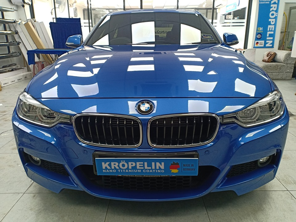 Kropelin Car Coating